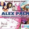 ALEX PALMIERI LIVE @ CRAZY BULL
