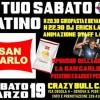 SABATO LATINO & APERIPASTA