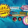 HITS MANIA PARTY - special guest Sonik / Paolino from Radio 105 / B4B (Dario D & Moskino)
