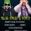 Blue Virus & Dirty - @crazybull