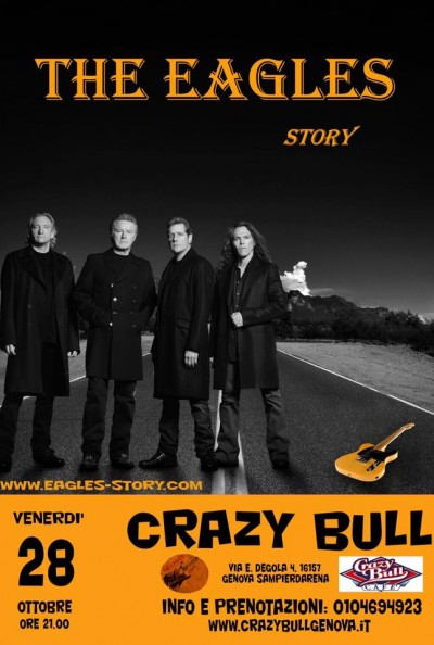 The Eagles story@Live Crazy Bull