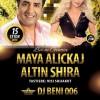 ✯ Maya ft Altin Shira & Dj Beni 006 live ne Genova ✯