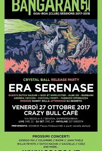 Era Serenase / Bangarang at Crazy Bull / Genova