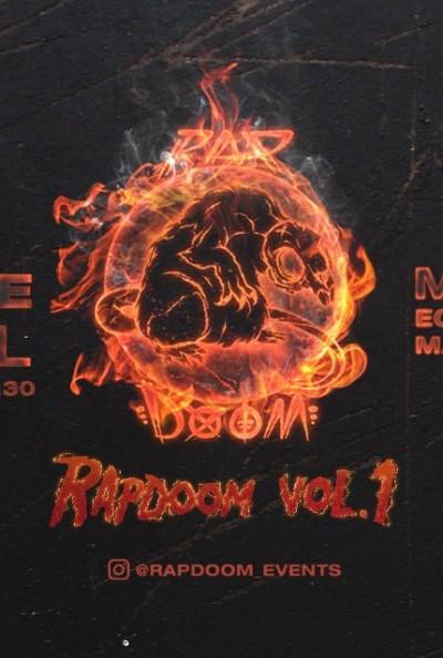 Rap Doom Vol.1 @ Crazy bull