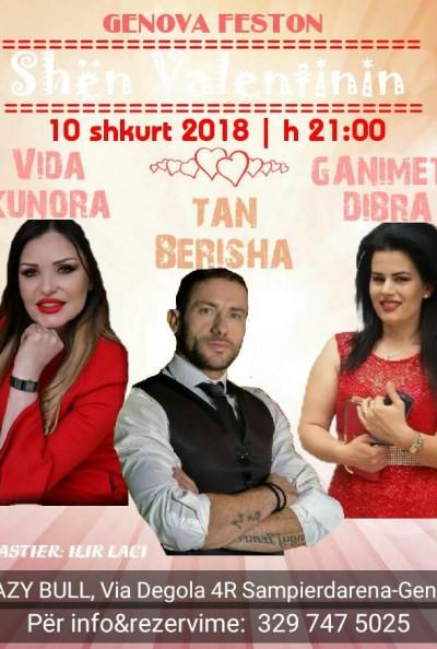 Vida Kunora - Tan Berisha - Ganimete Dibra