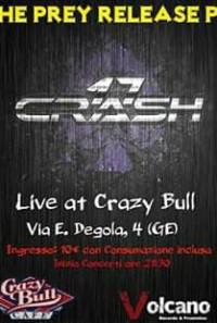 17 Crash - PsychoHeart - Calico Jack Live at Crazy Bull