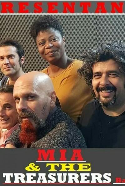 Mia And The Treasurers Band