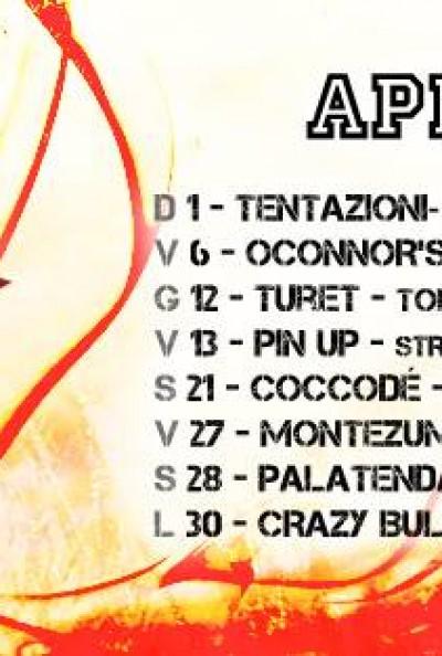 Mascalzoni latini @ Crazy bull Genova