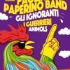 PAOLINO E PAPERINO BAND @ CRAZY BULL GENOVA