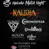 A Melodic Metal Night
