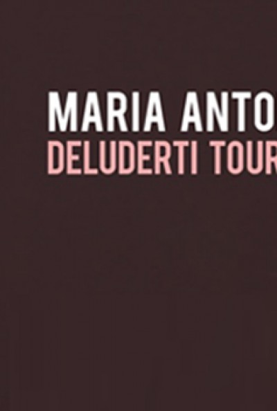 Maria Antonietta  @ Crazy  Bull Genova -