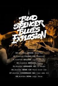 Bud Spencer Blues Explosion@Crazy BullGenova