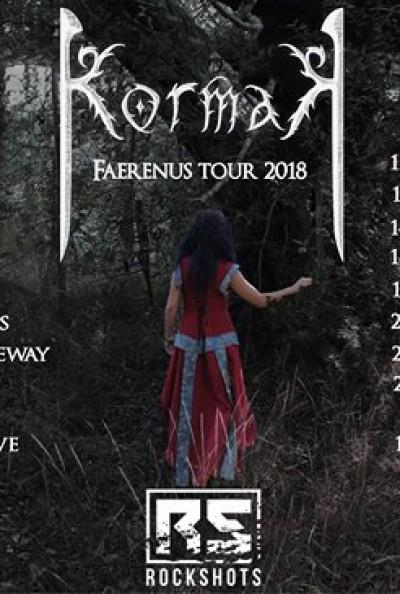 Kormak faerenus tour 2018