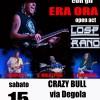 Ricky Portera live Crazy Bull
