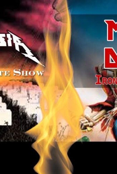 /Metallica\ VS Iron Maiden Tribute night LIVE@ Crazy Bull
