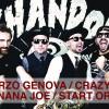 Shandon, 15 Marzo Crazybull Genova