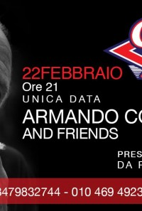 Armando Corsi & Friends at Crazy Bull Genova
