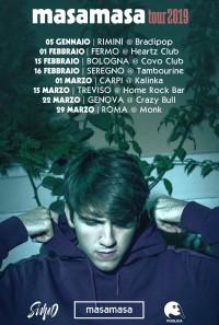 Masamasa + Guests Live at Crazy Bull Genova