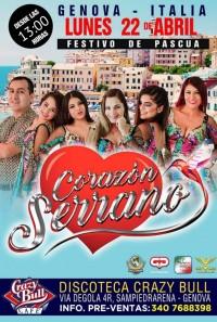Festa Peruviana  CORAZÓN SERRANO