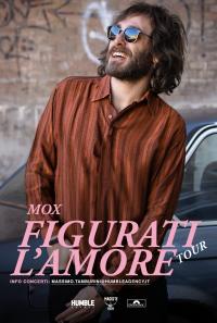 """Mox """"Figurati l'amore tour"""" live Crazy BULL"""