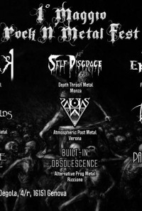 "1 Maggio ""Rock'n'Metal Fest"" Genova"
