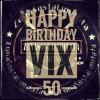 ZSL presentano: 50 di Vix @ Crazy Bull