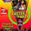 AFROBEAT EASTER PARTY at Crazy Bull