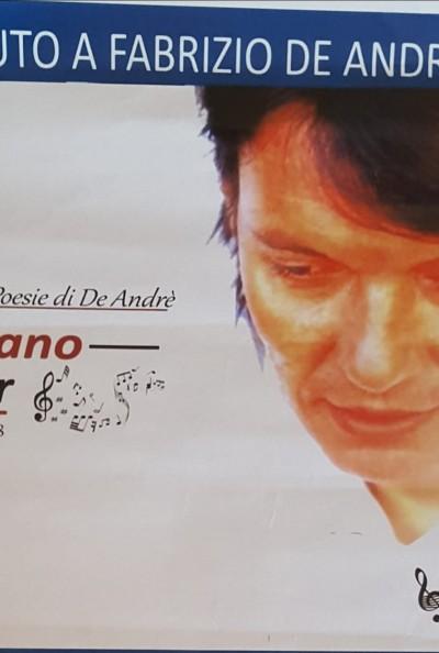 Pagano Faber  omaggio a Fabrizio De André