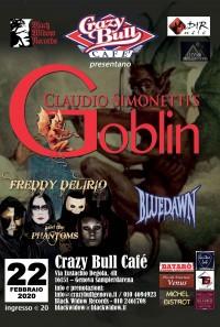 Claudio Simonetti' s Goblin + special guests