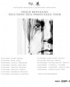 Paolo Benvegnu live Crazy Bull- Genova