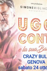 UGO CONTI & LA SUA BAND @CRAZY BULL CAFE'