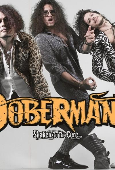 Dobermann / Horus Black/Live/ Crazy Bull