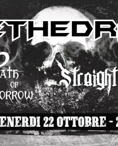 Methedras+Path of Sorrow+Straight To Pain @ live Crazy Bull