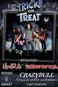 Trick or Treat + Geminy + HyDRA
