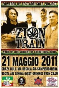 Zion Train Sound System