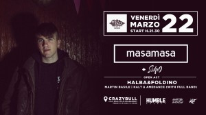Masamasa + Guests Live at Crazy Bull Genova